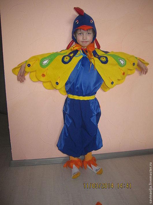 Карнавальные костюмы ручной работы. Ярмарка Мастеров - ручная работа. Купить Петушок. Handmade. Петушок, петух, бисер