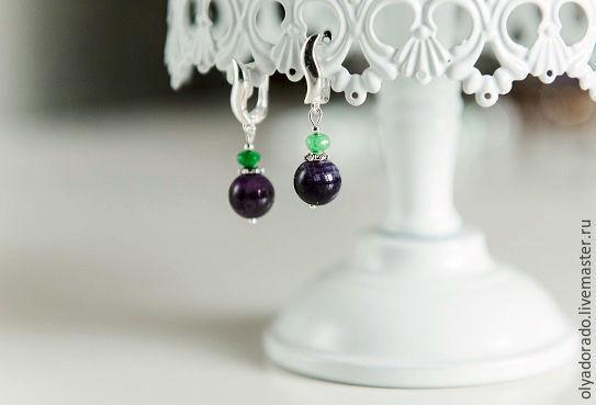 Earrings Provence, Earrings, Moscow,  Фото №1
