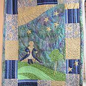"""Для дома и интерьера ручной работы. Ярмарка Мастеров - ручная работа Одеяло """"Маленький принц"""". Handmade."""