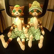 Куклы и игрушки ручной работы. Ярмарка Мастеров - ручная работа Финдусы. Handmade.