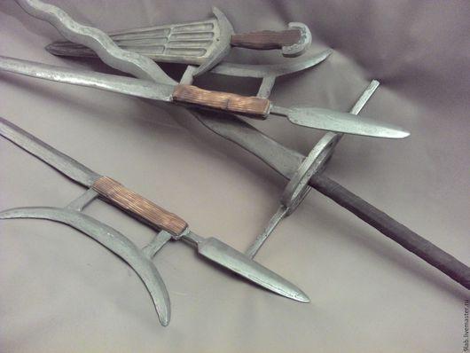Оружие ручной работы. Ярмарка Мастеров - ручная работа. Купить Бутафорское оружие. Handmade. Оружие, косплей, стеклопластик