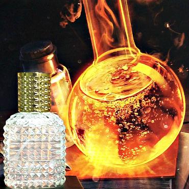 Косметика ручной работы. Ярмарка Мастеров - ручная работа Алхимия(пудровый аромат)/ Очень стойкий парфюм ручной работы. Handmade.