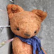 Куклы и игрушки ручной работы. Ярмарка Мастеров - ручная работа Рыжий. Честный. Влюбленный.   Тедди лис. Друзья тедди. Handmade.