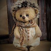 Куклы и игрушки ручной работы. Ярмарка Мастеров - ручная работа Ёжик Фырк. Handmade.