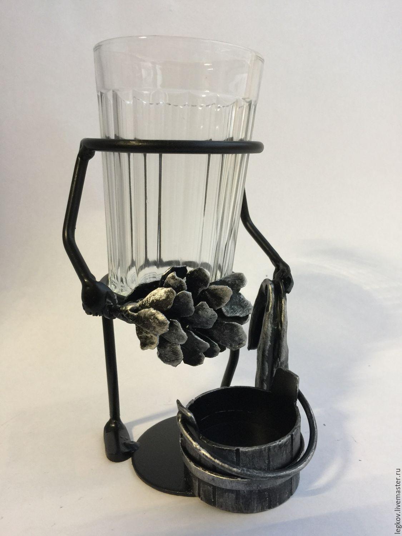 Holder 'Attendant', Water Glasses, Kolchugino,  Фото №1