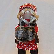 Куклы и игрушки ручной работы. Ярмарка Мастеров - ручная работа Герда. Handmade.