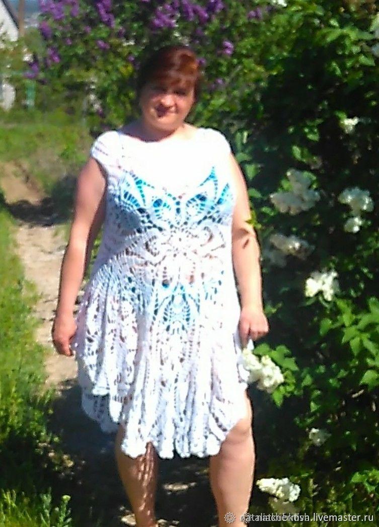 1d902a672916e White summer beach dress Girls white beach dress – shop online on ...