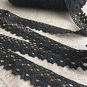 Материалы для творчества handmade. Livemaster - original item Lace cotton