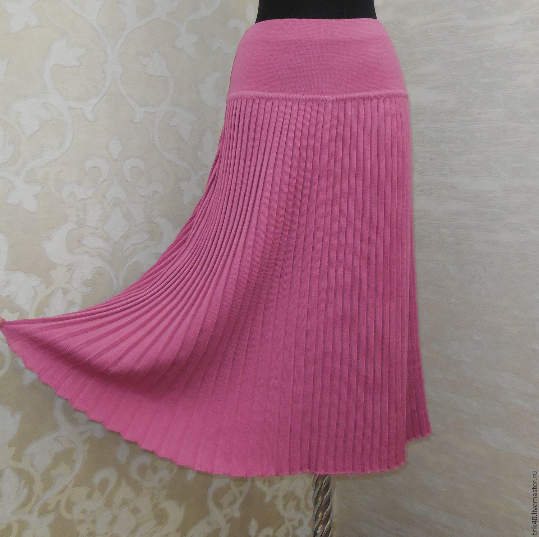 Связать спицами юбку для девочки 7 лет135