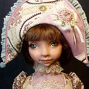 """Куклы и игрушки ручной работы. Ярмарка Мастеров - ручная работа """"Коломбина"""". Handmade."""