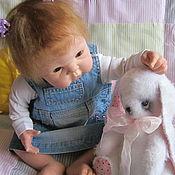 Куклы и игрушки ручной работы. Ярмарка Мастеров - ручная работа Кукла реборн Пэрис от А. Стоете. Handmade.