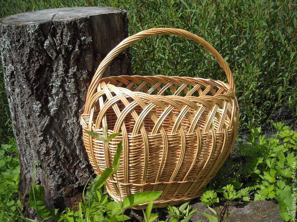 плетение из лозы японских корзин фото поговорим новой тенденции