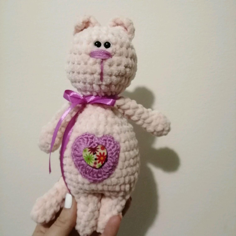 Котик, Мягкие игрушки, Самара,  Фото №1