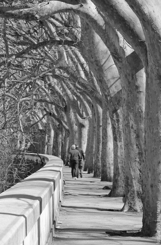 LuStyle. Авторская фоторабота `Вдоль Тибра`, Рим, 2014 г.