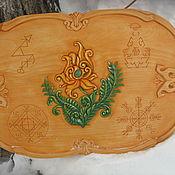Фен-шуй и эзотерика handmade. Livemaster - original item The fern flower. Handmade.