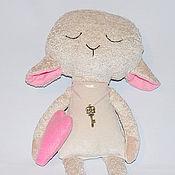 Куклы и игрушки ручной работы. Ярмарка Мастеров - ручная работа Овечка Сплюша. Handmade.