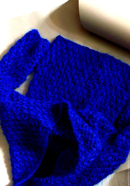 Мохеровый пуловер доставка