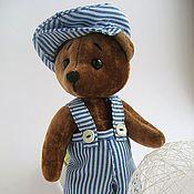 Куклы и игрушки ручной работы. Ярмарка Мастеров - ручная работа Мишка Вадька. Handmade.