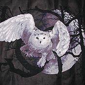 Картины и панно ручной работы. Ярмарка Мастеров - ручная работа Белая Сова. Handmade.