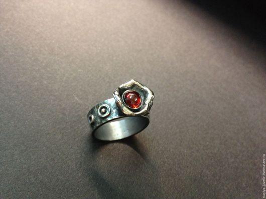 """Кольца ручной работы. Ярмарка Мастеров - ручная работа. Купить Кольцо """"Волшебный Цветок"""". Handmade. Серебряный, стильное кольцо"""
