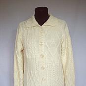 """Одежда ручной работы. Ярмарка Мастеров - ручная работа Жакет """"Ирландия"""". Handmade."""