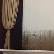 Занавески ручной работы. Ярмарка Мастеров - ручная работа Ажурные ламбрекены. Handmade.