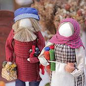 """Куклы и игрушки ручной работы. Ярмарка Мастеров - ручная работа """"Ярмарочный день"""". Handmade."""