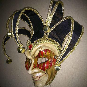 Для дома и интерьера ручной работы. Ярмарка Мастеров - ручная работа Маска Джокер. Handmade.