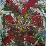 Картины и панно ручной работы. Ярмарка Мастеров - ручная работа Ап-Даун/Up-Down. Handmade.