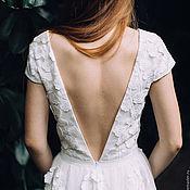 Свадебный салон ручной работы. Ярмарка Мастеров - ручная работа Платье FW16. Handmade.