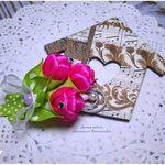 Цветочки для мамы и дочки - Ярмарка Мастеров - ручная работа, handmade