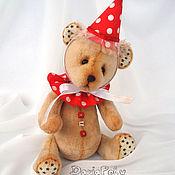 Куклы и игрушки ручной работы. Ярмарка Мастеров - ручная работа Тедди мишка. Handmade.
