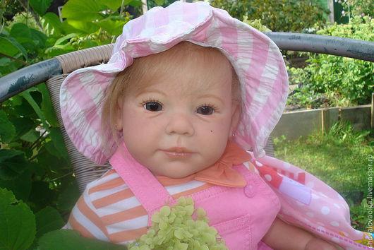 Куклы-младенцы и reborn ручной работы. Ярмарка Мастеров - ручная работа. Купить Кукла реборн Илона. Handmade. Кукла реборн