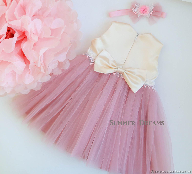 Нарядное платье Roses