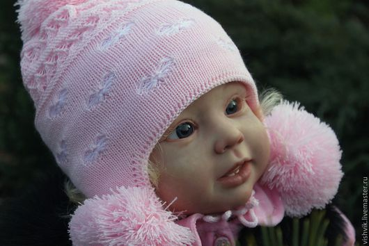 Куклы-младенцы и reborn ручной работы. Ярмарка Мастеров - ручная работа. Купить Кукла реборн Бони 2. Handmade. генезис