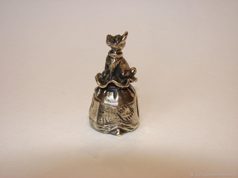 Bell ' Dog on the money bag', Kolokolchiki, Ekaterinburg,  Фото №1