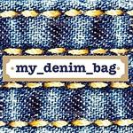 MY-DENIM-BAG     (Лариса) - Ярмарка Мастеров - ручная работа, handmade