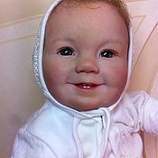 Куклы и игрушки ручной работы. Ярмарка Мастеров - ручная работа Кукла реборн Emilia. Handmade.