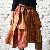 Одежда ручной работы. Ярмарка Мастеров - ручная работа Юбка бохо-шик Bali Sun. Handmade.