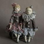 Artwool-dolls - Ярмарка Мастеров - ручная работа, handmade