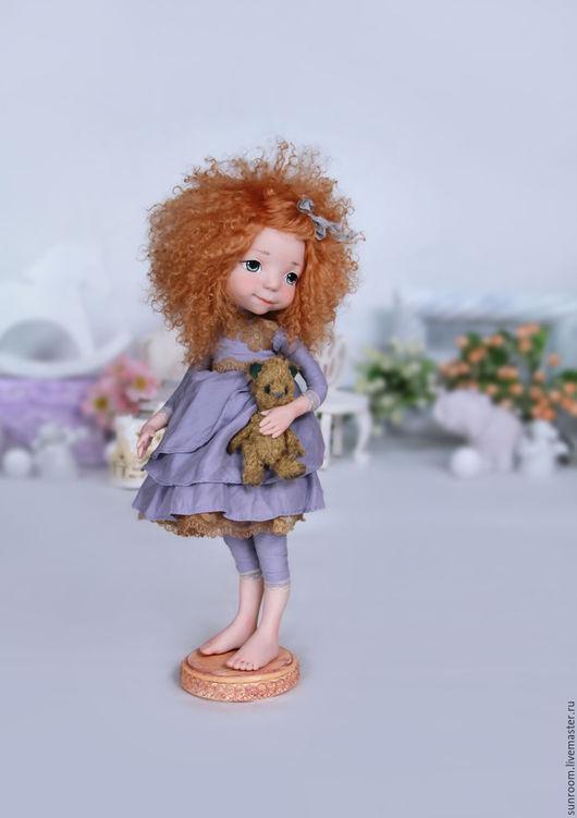 """Коллекционные куклы ручной работы. Ярмарка Мастеров - ручная работа. Купить Коллекционная кукла """"Лисса"""". Handmade. Кукла"""