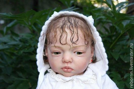 Куклы-младенцы и reborn ручной работы. Ярмарка Мастеров - ручная работа. Купить Кукла реборн Алиса. Handmade. Бежевый, алиса
