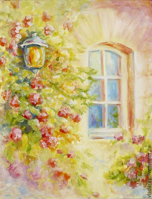Онлайн галерея `Уютные картины Vlada-Art`. Живопись маслом. Городские пейзажи, натюрморты, прованские пейзажи, портреты. Авторские картины, Картины на заказ. Интерьерные картины. Масло, акварель