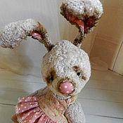 Куклы и игрушки ручной работы. Ярмарка Мастеров - ручная работа зайка Зойка. Handmade.