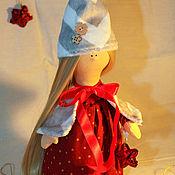 Куклы и игрушки ручной работы. Ярмарка Мастеров - ручная работа Рождественская фея!. Handmade.