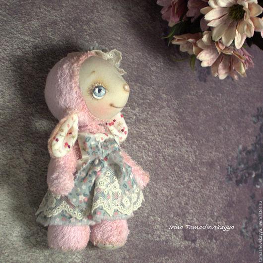 Текстильная игрушка ручной работы. Красивые глазки. Масяня. Овечка тильда. Куклы и игрушки Томашевской Ирины.