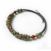 Украшения handmade. Livemaster - original item Choker necklace from unakit