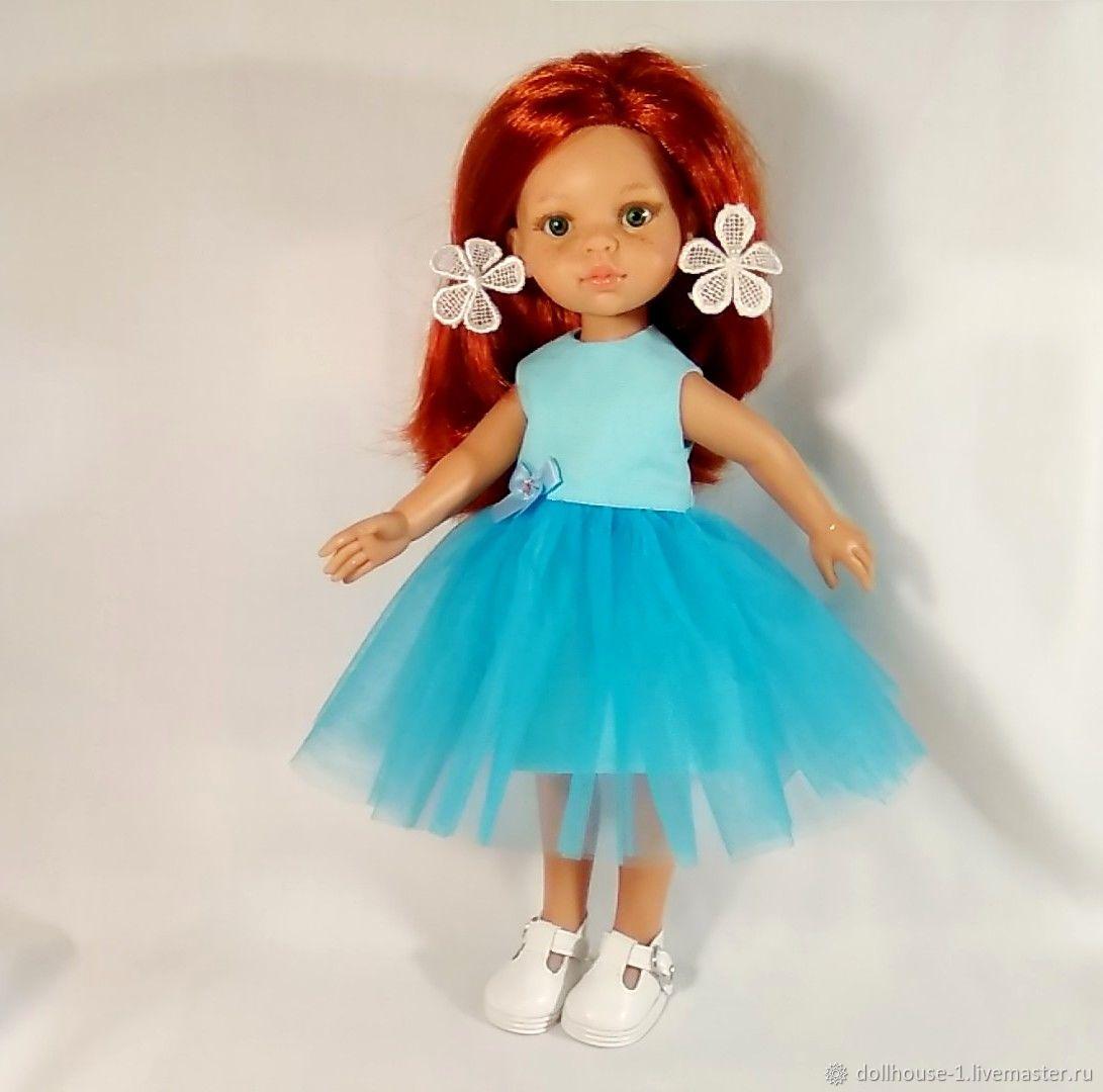 Платье для Паолы, Одежда для кукол, Москва, Фото №1