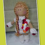 Куклы и пупсы ручной работы. Ярмарка Мастеров - ручная работа Кукла Агата-Петуния (19). Handmade.
