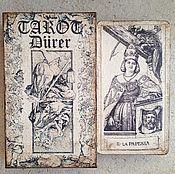 Tarot cards handmade. Livemaster - original item Tarot of Durer (Hte Tarot of Durer). Handmade.